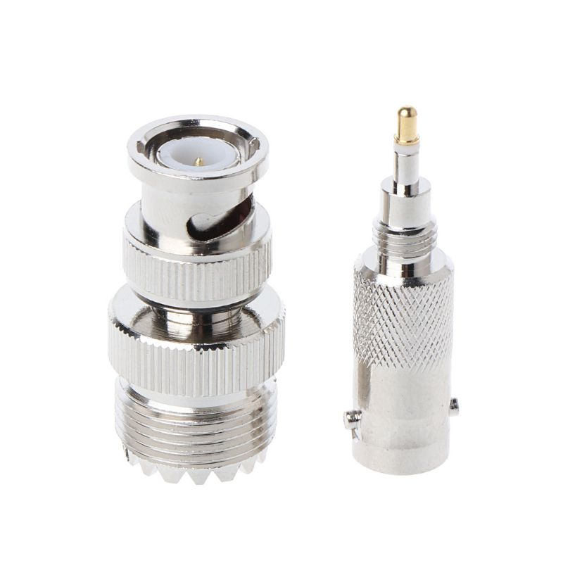 Test Test Adapter Car Walkie Talkie Antenna Head BNC RF Coaxial Connector Jack Plug For Motorola GP88s GP88 GP328 GP340 GP360