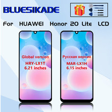 For Huawei Honor 20 lite LCD Display MAR- LX1H Touch Screen For Huawei Honor 20i Display HRY-LX1T Replacement Parts
