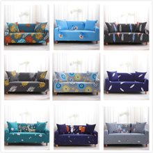 Stretch Sofa Cover for Living Room Armchair Sofa Slipcover Elastic Couch Cover Case 1 2 3 4 Seater european style 3 2 1 seater fabric armchair sofa set living room furniture for factory direct sale price have two model