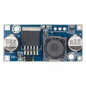 Image 1 - 100 stücke LM2596HVS LM2596 HV LM2596HV DC DC Einstellbare Step Down Buck Converter Power Module 4,5 50V Zu 3 35V Urrent einschränkung