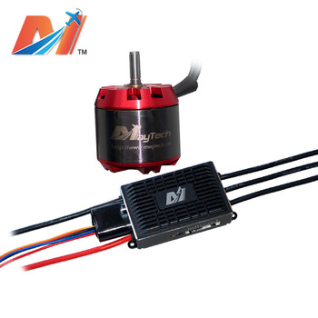 Maytech 6355 230KV motor electric bicycle kit 100A speed controller for electric skateboards