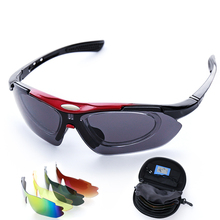 2019 New UV400 Cycling Glasses Men Women Mountain Bike Goggles Bicycle Sunglasses Eyewear Sports Outdoor