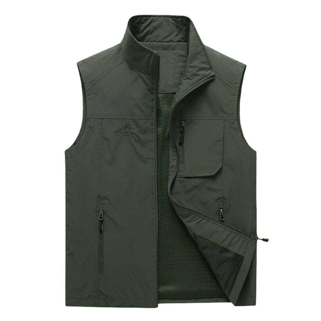 US $7.59 53% OFF|Men Winter Fleece Vest Male Thick Warm Waistcoat Outwear Casual Thermal Soft Vests Mens Windproof Sleeveless Jacket 9.20-in Vests & Waistcoats from Men's Clothing on AliExpress