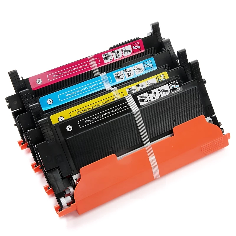 4 Color Compatibe Toner Cartridge For Samsung Xpress C480 CLT-K404S CLT404 CLT-404 CLT 404 SL-C430 C430W C480W C480FN C480FW
