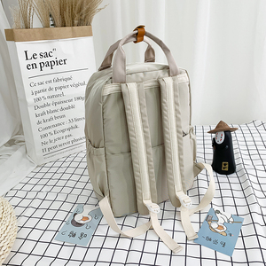 Image 2 - 2019 New fashion cute Backpack Girls For Middle School Students Travel Shoulder Backpacks Kids Children Schoolbags Women Bag