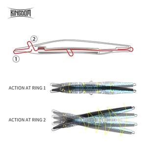 Image 4 - בריטניה 2019 מחט דגי עיפרון דיג פתיונות 100mm 13g 135mm 32g שני לשחות פעולה קשה פיתיונות שוקע פיתוי stickbaits Wobblers