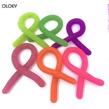 Toy-Pop Fidget Children's-Toys Stress Monkey-Noodles Tangle Transparent Relief It-Stretched