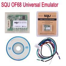 Evrensel araba emülatörü MINI parçaları büyük çalışır SQU OF68 destekler VAG birçok otomobil ECU IMMO programları sensörü OBD OBDII Emulator