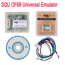 Universal Car Emulator MINI Parts Big Works SQU OF68 Supports VAG many Cars ECU IMMO Programs Sensor OBD OBDII Emulator