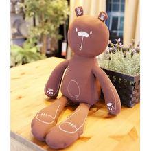 42/60/70 см kawaii детские удобные мягкие игрушки с медведем