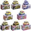 TAKARA TOMY נתעב אותי Minions הרע קווין 1:64 Diecat רכב מתכת סגסוגת רכב דגם צעצועים לילדים של יום הולדת מתנות