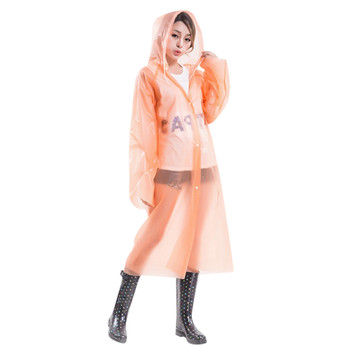 Dustproof / Waterproof Disposable Rain Coat Coats & Cloaks Disposables & Single-Use