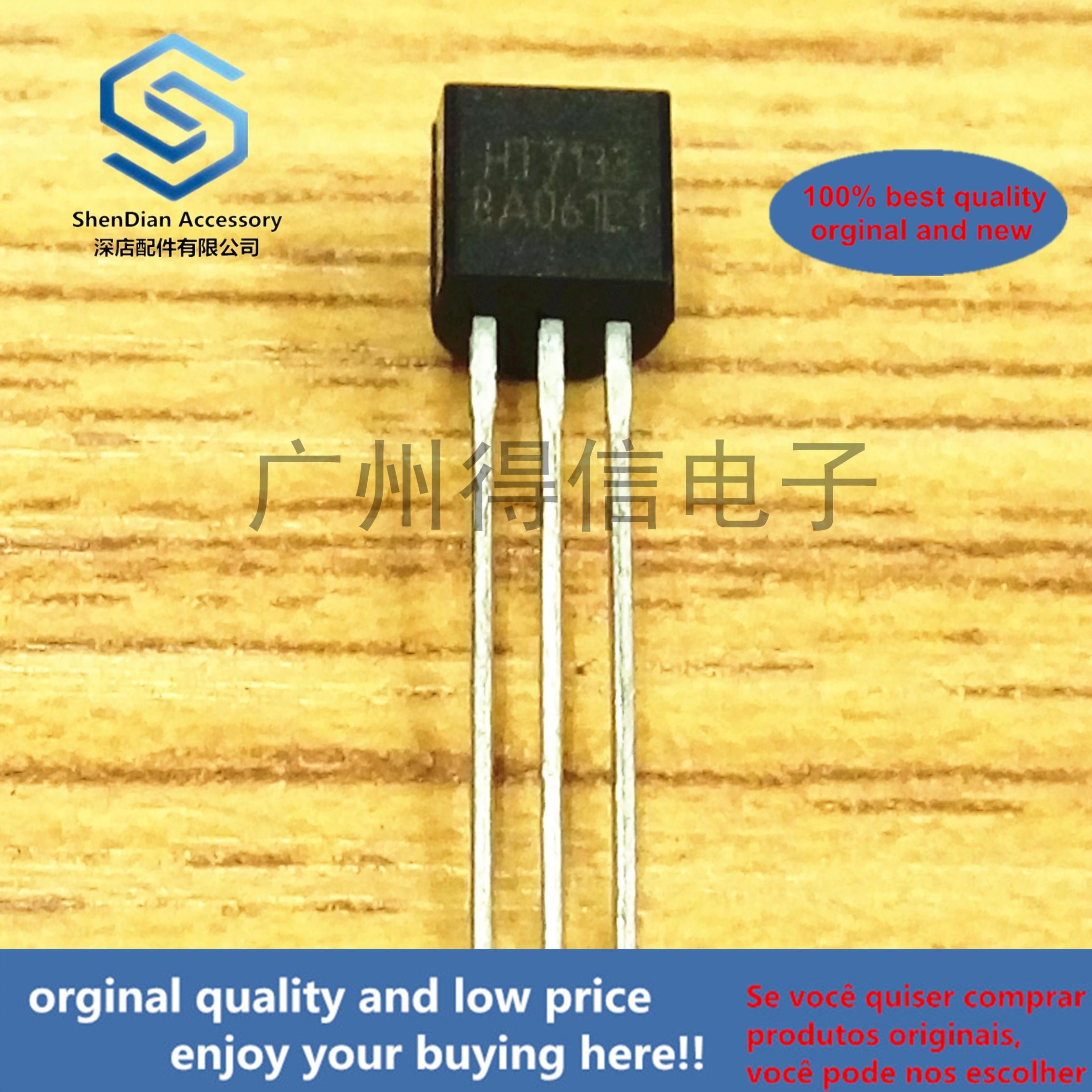 10pcs 100% Orginal New HT7133 7133 3.3V  TO-92 Real Photo