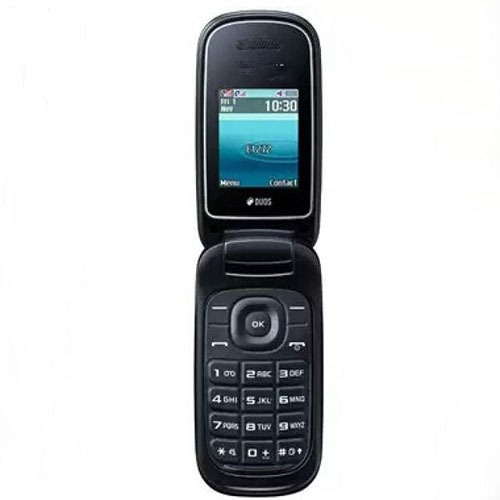 Foreign Trade Exported E1272 Dual Sim Gsm Flip Elder People Mobile-Style Button Cell Phone Indonesia