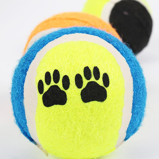 Interactive Toy Dog Training - Funny Tennis Ball Launcher Pet Food Reward Toy 5