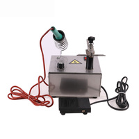 220V High Frequency Spot Welder Foot Operated Electric Repair Welding Machine Optical Instrument Glasses Equipment 100VA 10A Y