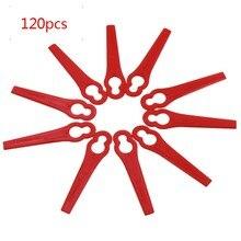 120 шт., сменные Пластиковые режущие лезвия для цветочной травы LIDL FRTA 20 A1 Lidl IAN 282232