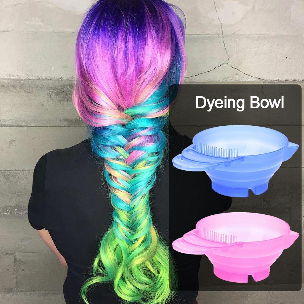 Professional Hair Dye Bowl Multi-purpose Simple Hair Dye Bowl For Hair Salon