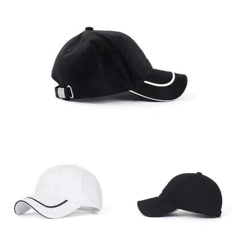 Mode voiture casquette de Baseball sport moto course casquettes chapeau de Golf pour Mercedes Benz AMG W203 W211 W204 W210 W124 AMG W202 CLA W212