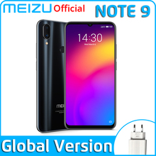 Meizu Note 9 4GB 64GB CDMA/LTE/GSM/WCDMA Mcharge Octa Core Fingerprint Recognition 48MP