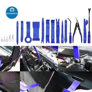 Image 5 - Kit doutils pour lenlèvement de garniture de voiture, Kit doutils pour lenlèvement de garnitures de voiture, porte panneau de voiture, Kit doutils pour lenlèvement de fixations avec pinces