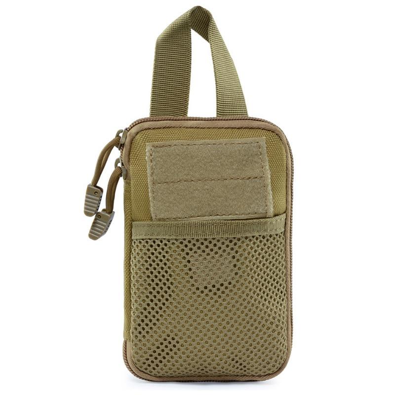 Molle First Aid Hunting Pouch Travel Pocket Organizer Edc Pouch Bag Cordura Nylon