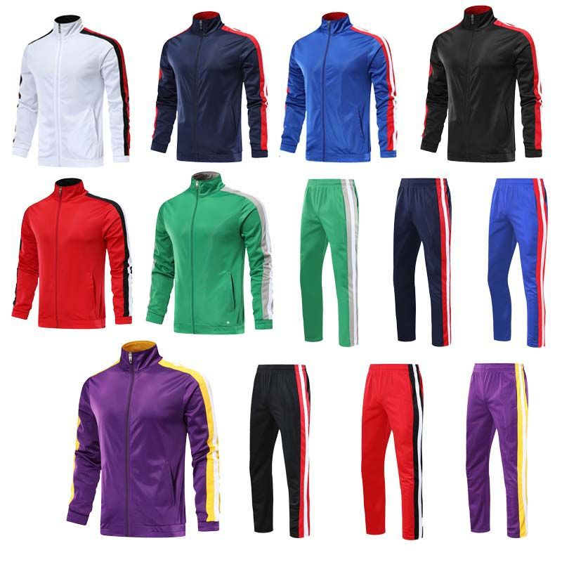 Hair Clinquant Velvet Two-Piece Set Men And Women Autumn & Winter New Style Casual Wear Sports Running Teenager Students Uniform