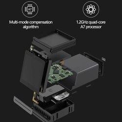 Xiaomi Mijia ClearGrass detektor powietrza Retina ekran dotykowy IPS telefon komórkowy dotykowy pracy w pomieszczeniach na zewnątrz jasny trawa Monitor powietrza 4