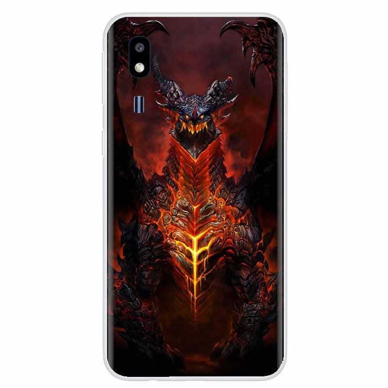 World of warcraft WOW Games Logo Lovely cute Silicone Phone Case For Meizu M6 M5 M6S M5S M2 M3 M3S NOTE MX6 M6t 6 5 Pro Plus U20