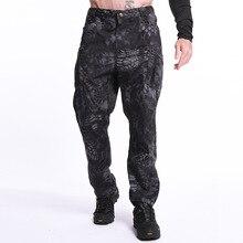 Cargo Pants Men Military Pants Cotton Ma