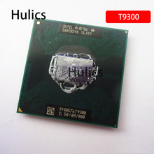 Hulics laptop CPU intel Core 2 Duo T9300 CPU 6M Cache/2,5 GHz/800/Dual-Core Socket 479 ordenador portátil procesador para GM45 PM45(China)