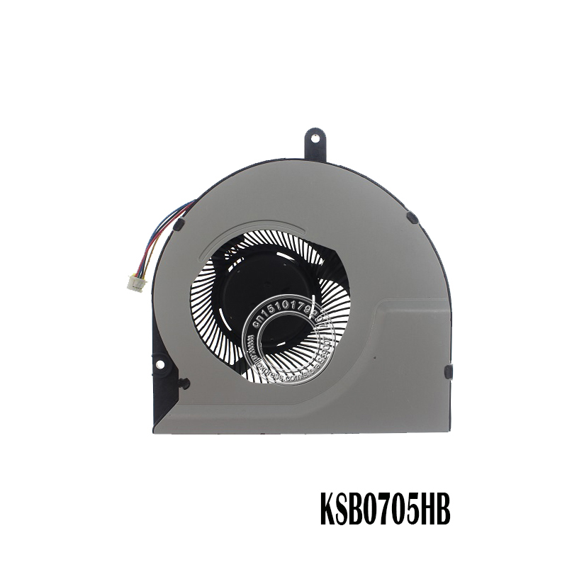 NEW FOR ASUS N56 CPU COOLNG FAN KSB0705HB BK35