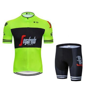 Camiseta de ciclismo 2020 uniforme MTB de ropa de bicicleta... ropa de...