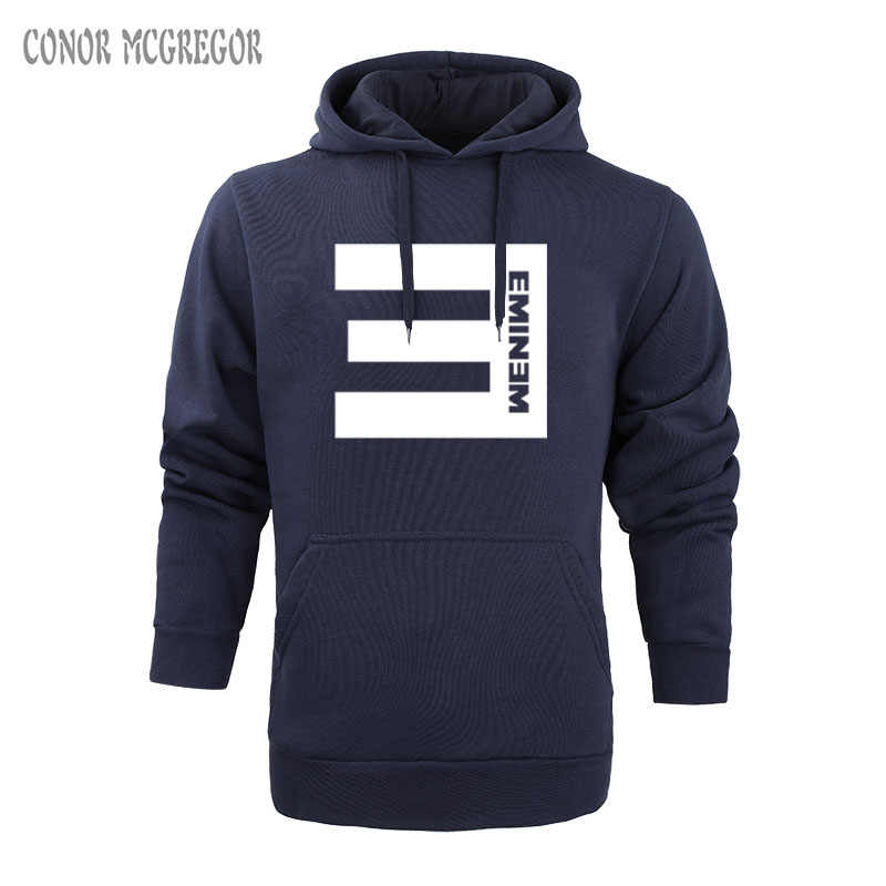 2019 Vendita Calda Palazzo Linkin Park Moletom Nuovi Uomini di Inverno delle Felpe Eminem Stampato Addensare Felpa Da Uomo Abbigliamento Sportivo Abbigliamento