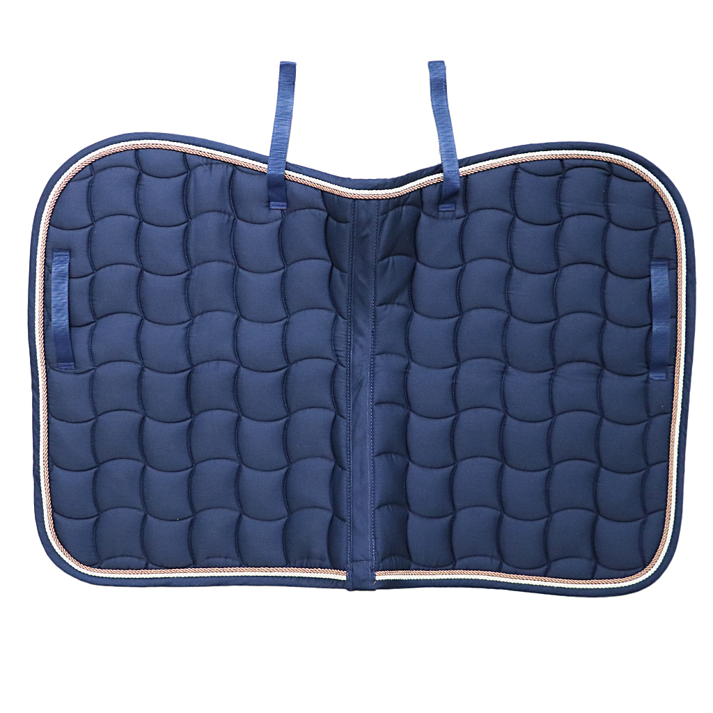 Western English Horse Riding Pony Shock Absorbing Horse Saddle Pad Cover 27.16 X 19.68 Inch