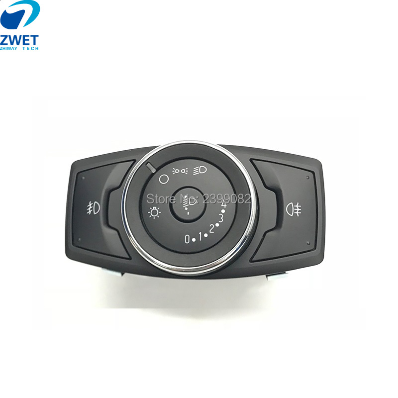 ZWET Car Headlight switch For Ford HEAD LIGHT LAMP LIGHT SWITCH  2011   2016 OE#: BM5T 13A024 for Focusheadlight switchcar headlight  switchcar switch