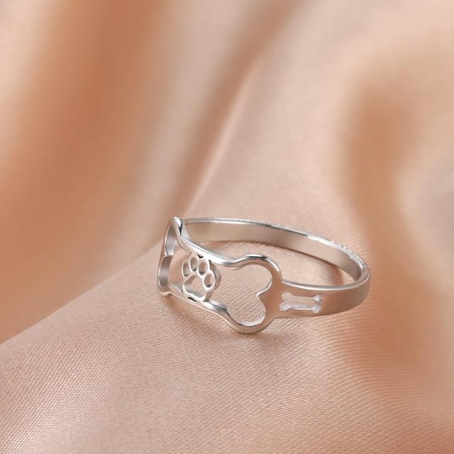 Cute Dog Ring 4
