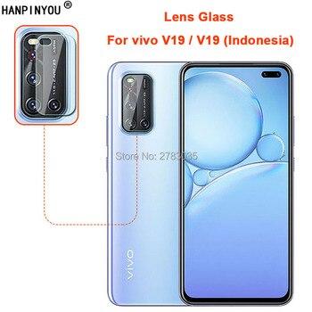Перейти на Алиэкспресс и купить ДЛЯ vivo V19 / V19 (Indonesia), прозрачная ультратонкая защитная задняя крышка для объектива камеры, защитная пленка из закаленного стекла для объекти...