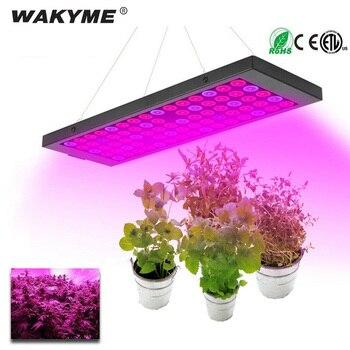 WAKYME 75 LED Grow Light Full Spectrum Plant Lighting Growing LED Lamp for Hydroponic Indoor Veg Flower Plant Lamp Chandelier
