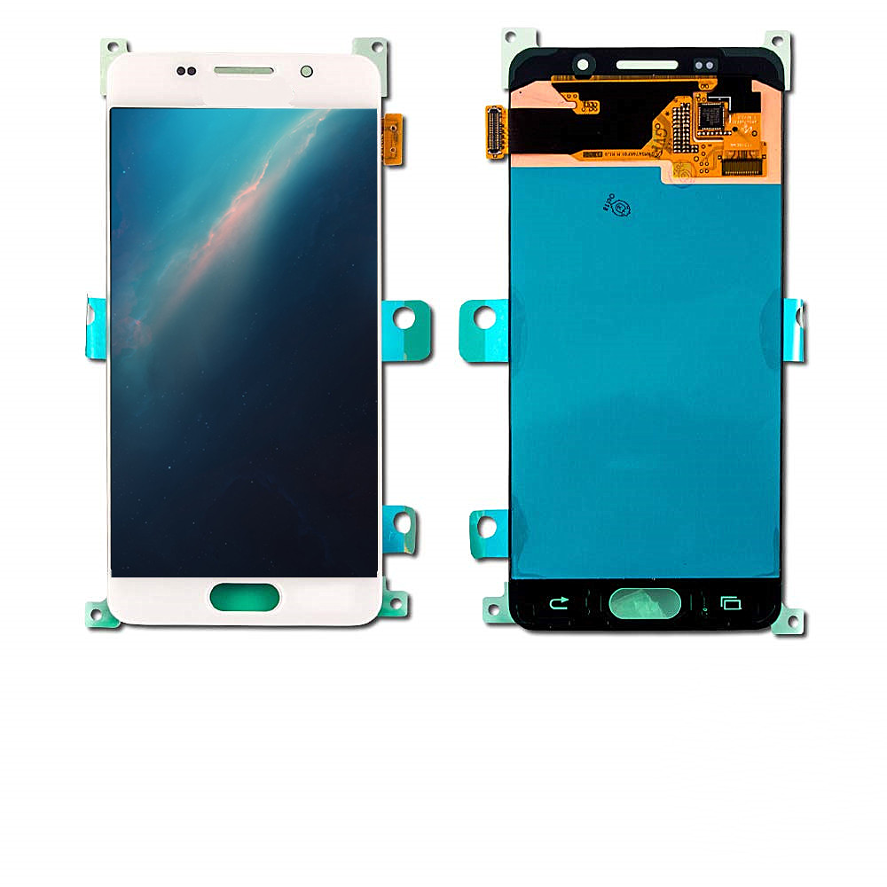 Test <font><b>LCD</b></font> Screen AMOLED For <font><b>Samsung</b></font> Galaxy <font><b>A310</b></font> Touch Screen Digitizer <font><b>LCD</b></font> Display For <font><b>Samsung</b></font> A3 2016 A310F A310M Assembly TFT image