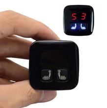 5 digit heated Seat Heater Switches button for car auto 2 Seats driver passenger seat Interior warm support parts