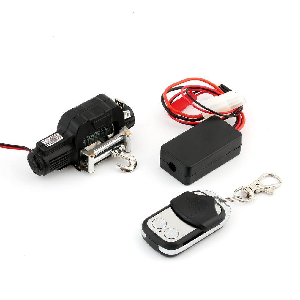 Simulation voiture Treuil contrôle de traction pour Traxxas TRX4 Axial SCX10 D90 D110 1//10