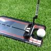 1piece Correct Posture Training Swing Mirror Accessories Golf Putting Mirror Posture Correction Glass  Action Corrector