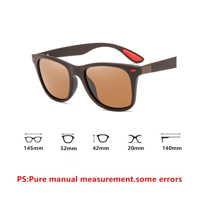 2020 New Classic Polarized Sunglasses Men Women Driving Square Frame Sun Glasses Male Goggle Uv400 Driver Goggles Driver Goggles Aliexpress