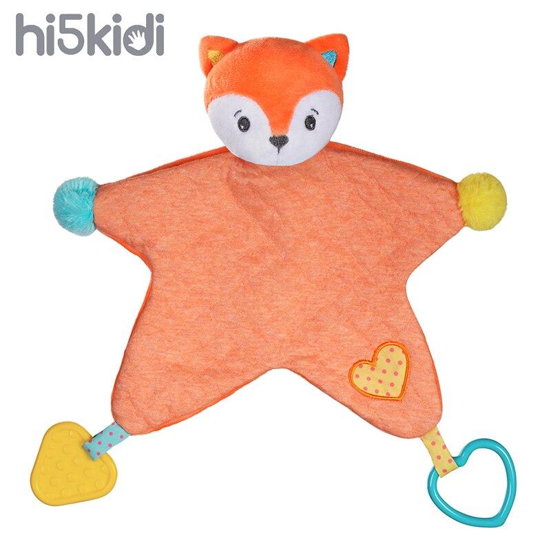 Купить hi5kidi стильная аниме кукла маленькая лиса плюшевая игрушка