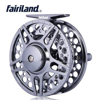1 2 3 4 5 6 7 8 3BB Fly Fishing Reel wysokiej jakości aluminium CNC mucha bębnowy w przychodzące połączenie kliknąć L R ręcznie-zmieniono tanie i dobre opinie fairiland CN (pochodzenie) Rzeka Zbiornik wodny stream LAKE FF1 2 3 4 5 6 7 8 Do wędkarstwa muchowego Kołowrotek muchowy