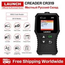 Launch X431 Creader 319 OBD2 Scanner obd 2 Car Diagnostic To