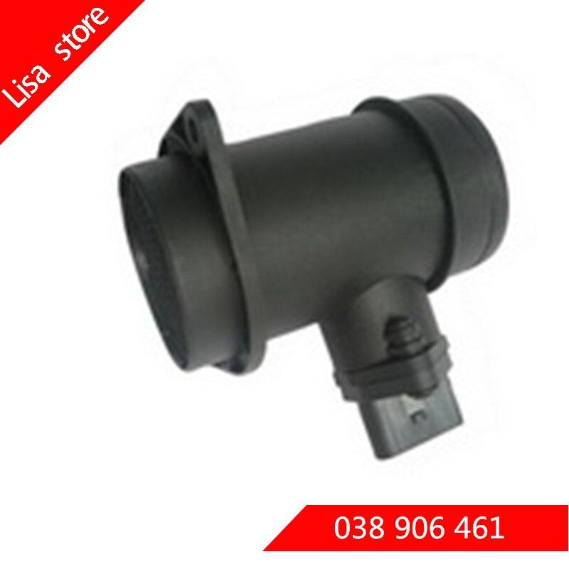 Air flow sensor For METER MAF 1.9L DIESEL 00 08  OEM:0281002531 / 0 281 002 531 038906461B / 038 906 461B / 038 906 461 B Air Flow Meter     - title=