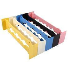1 шт. разделитель ящика регулируемый шкаф разделители секций Clapboard Шкаф Перегородки Органайзер 4 цвета