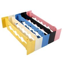 1 Pcs Drawer separator Adjustable Wardrobe Dividers Clapboard Partition Storage Organizer 4 Colors